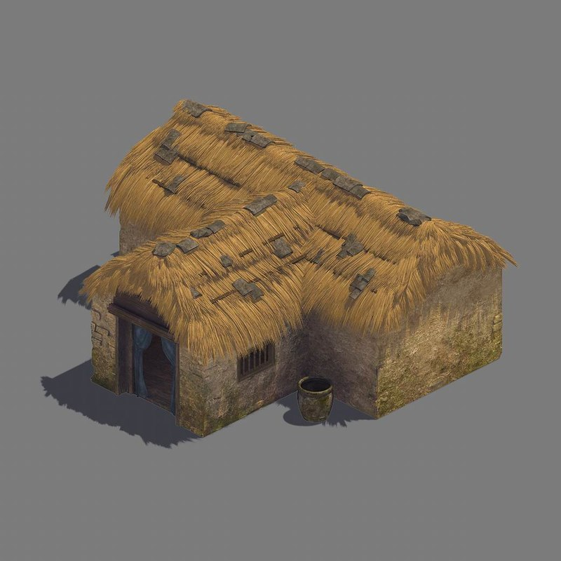 large house - 03 3D model