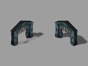 3D palace - shimen 01