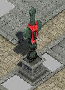 city center - sword 3D