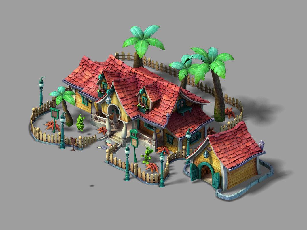 3D tutor family - mickey model