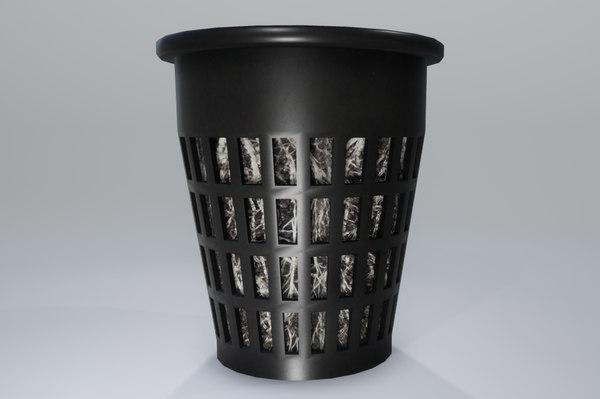 seedling pot 3D model