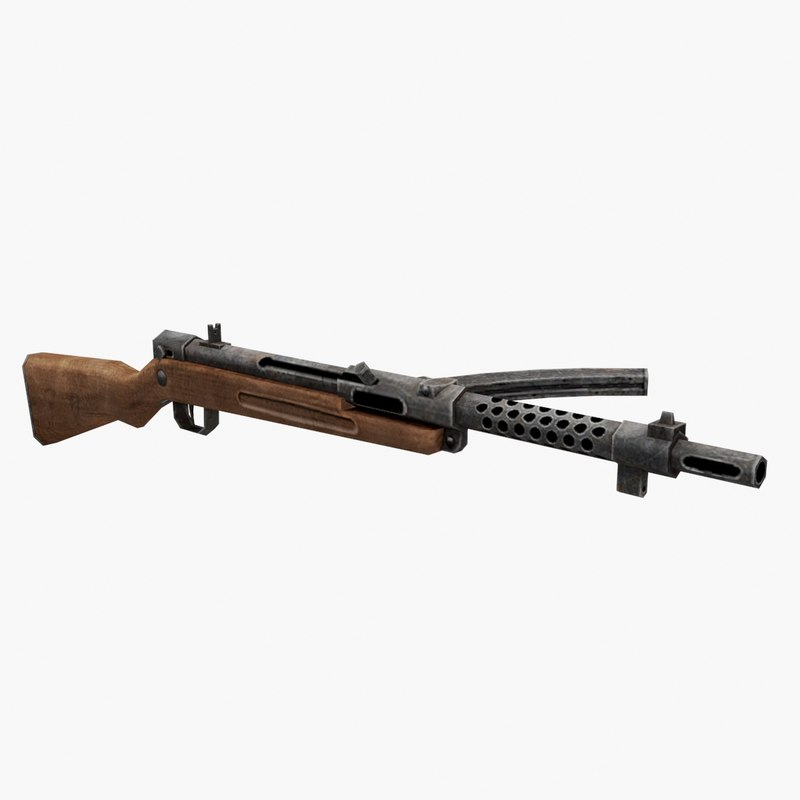3D type 100 smg