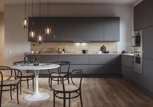 ks kitchen scene 3D model