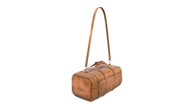 sling bag 3D model