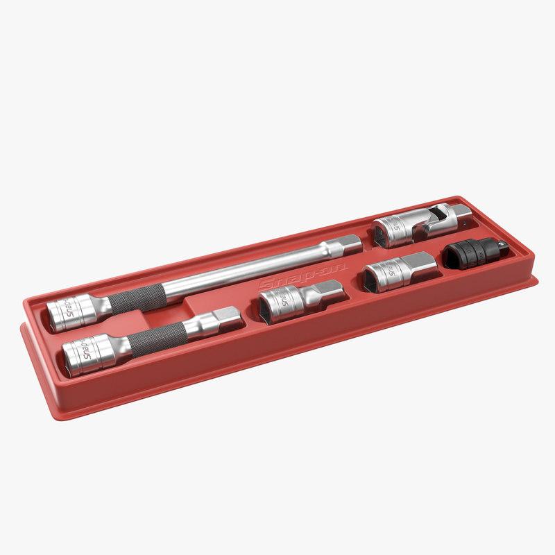 socket tools set box model