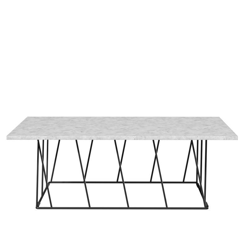 3D sidetable - alula highpoly model