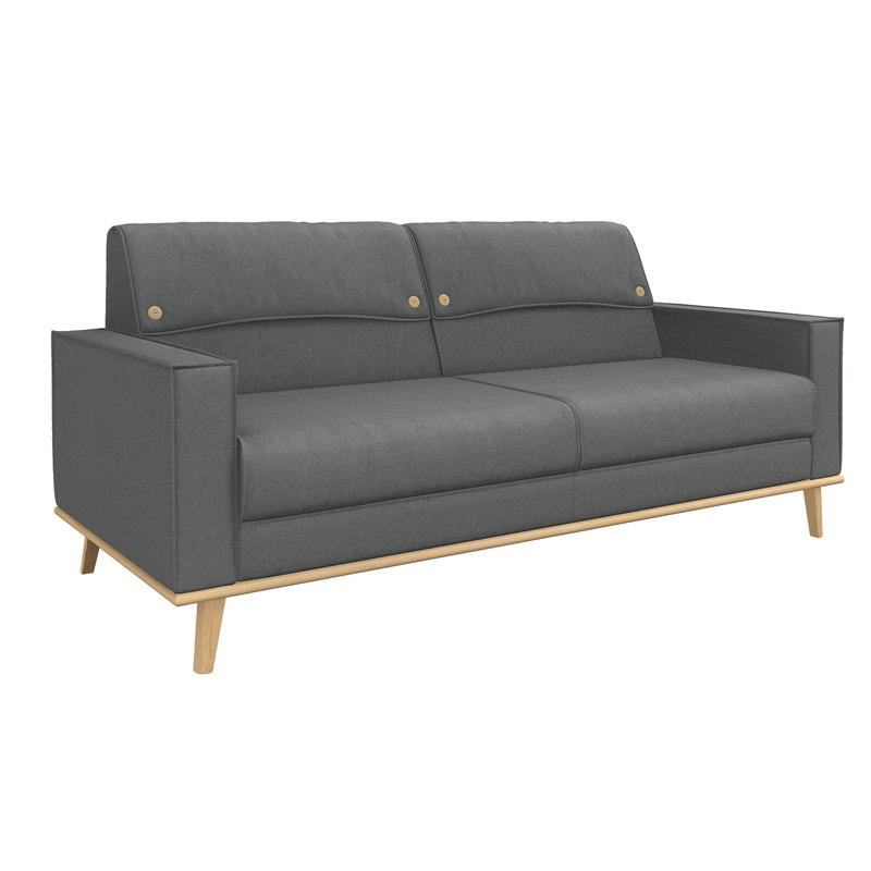 sofa - furud 3D