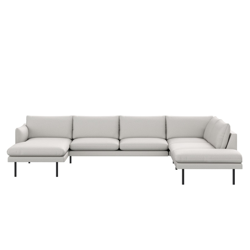 3D model sofa - mekbuba highpoly