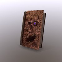 spooky notebook model