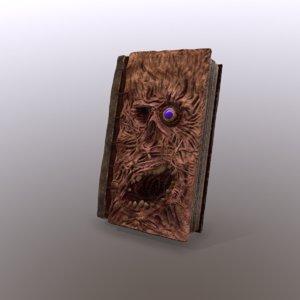 spooky notebook model