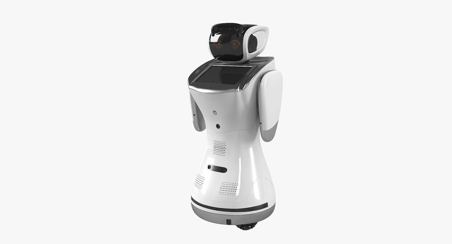 Sanbot Elf Robot
