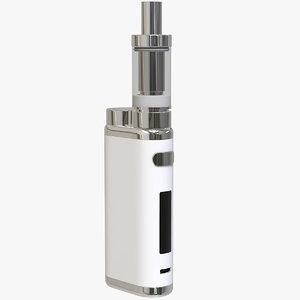 e-cigarette stick 3D model