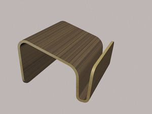laptop stand 3D