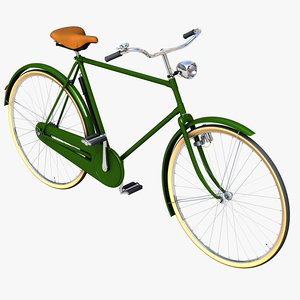 classic gentleman s bicycle model