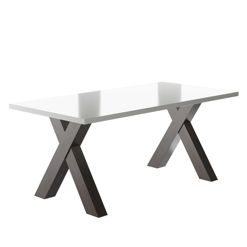 table - jishui highpoly 3D model