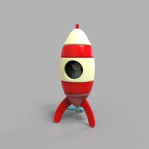 toy kid 3D