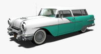 Fifties Station Wagon