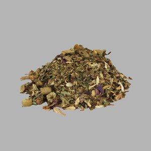 leaves herbal model