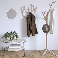 coat rack ambroise harto 3D model