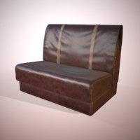 3D sofa old model