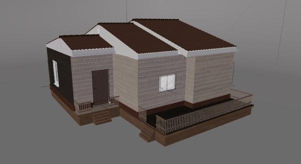 House Simple Model