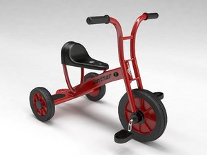3D winther children bike
