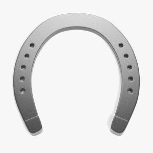 horseshoe pbr 3D