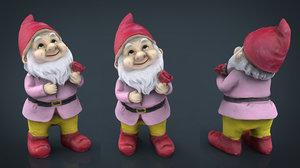 garden gnome 5 model