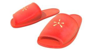 3D model house slipper