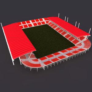 stadium arena 3D