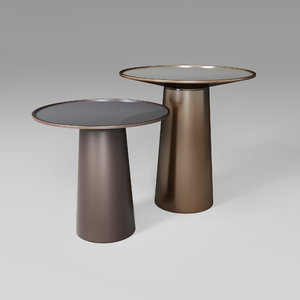 3D holly hunt lulli table