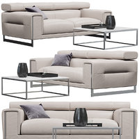 Natuzzi Etoile sofa