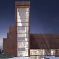 Office building - Metropolitan Convention Center