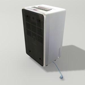dehumidifier 3D model