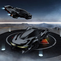 Sci Fi - Car