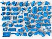 3D kit bashes - 56 model