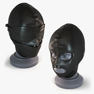 3D model bdsm mask