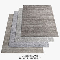 3D model rugs 62