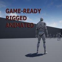 animation demo 3D