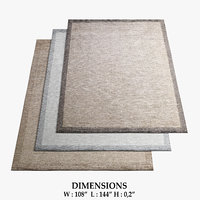 3D rugs 69 model