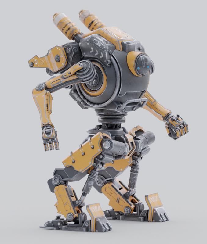 titan model
