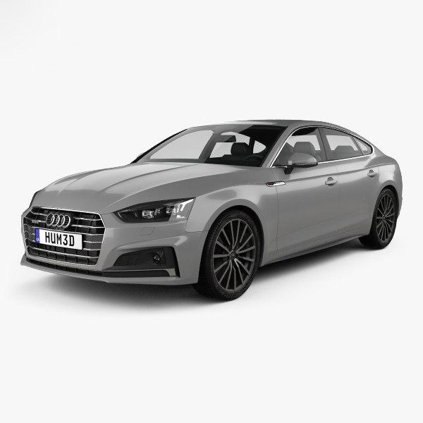 Audi A5 Sportback Model