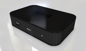 iptv mag322 3D model