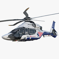 airbus helicopters h160 air 3D