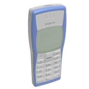nokia 1100 3D model