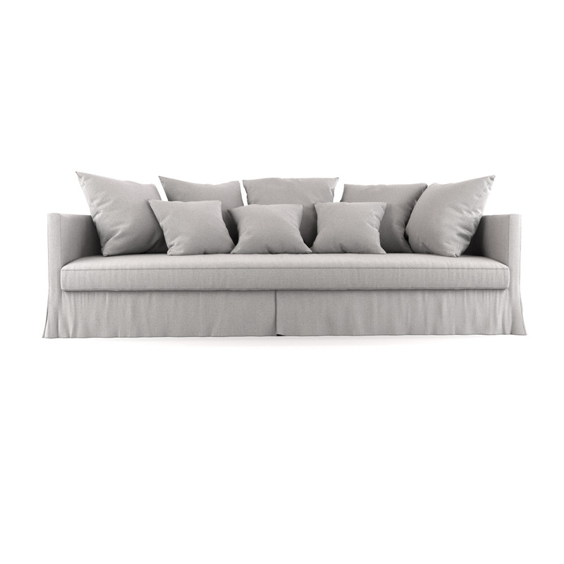 crono sofa maxalto 3D model