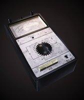 Old analog multimeter