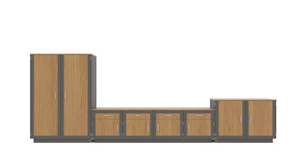 3D tv stand 76 model