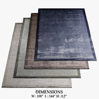 3D model rugs 75