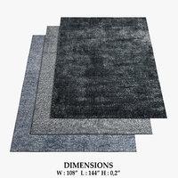 rugs 72 3D model